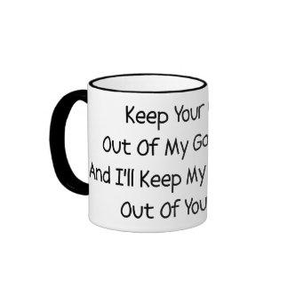 Church State Separation Coffee Mug