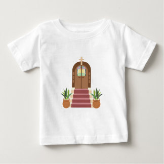 Church Steps Baby T-Shirt