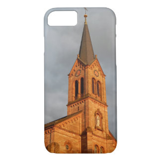 Church sunset iPhone 7 case