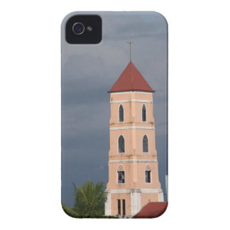 Church tower iPhone 4 covers