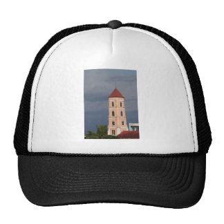 Church tower mesh hats