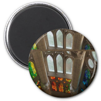 Church Wall Decorations Holy Spiritual Experience 6 Cm Round Magnet