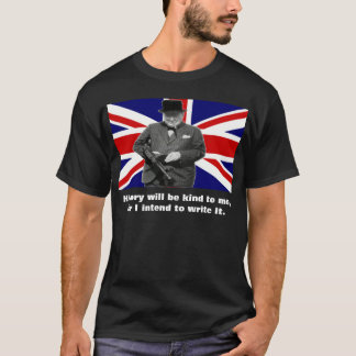 Churchill History T-Shirt
