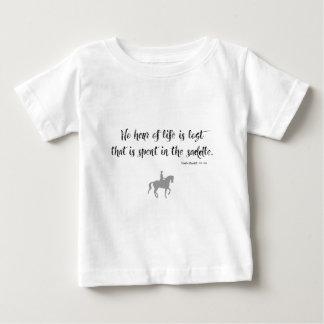 Churchill Horse Quote Baby T-Shirt