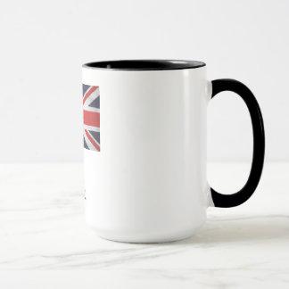 churchill quote mug