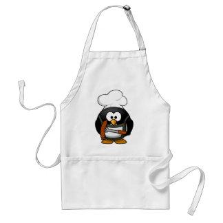Churrasqueiro penguin standard apron