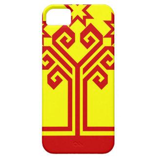 Chuvashia flag russia country republic region case for the iPhone 5