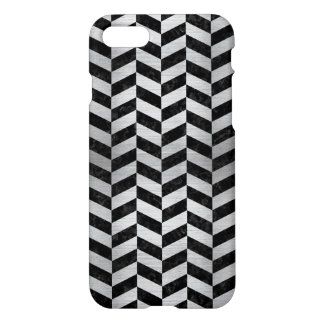 CHV1 BK MARBLE SILVER iPhone 7 CASE