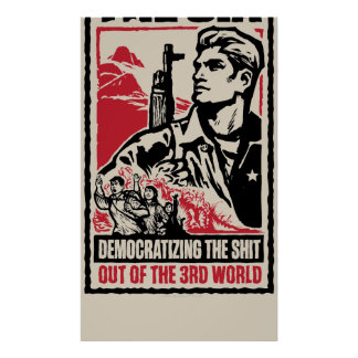 CIA 3rd World Poster