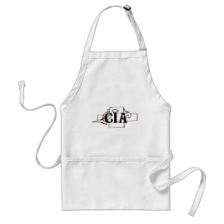 CIA CHRISTIAN IN ACTION ACRONYM ADULT APRON