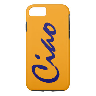 Ciao hello Italian funny hipster trendy iPhone iPhone 7 Case