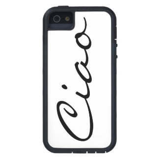 Ciao hello Italian funny hipster trendy modern iPhone 5 Case
