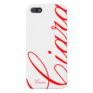 Ciara - beautiful iPhone 5 Savvy Case Case For The iPhone 5