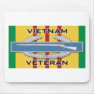 CIB Vietnam Veteran Mouse Pad