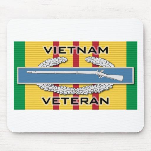 CIB Vietnam Veteran Mousepad