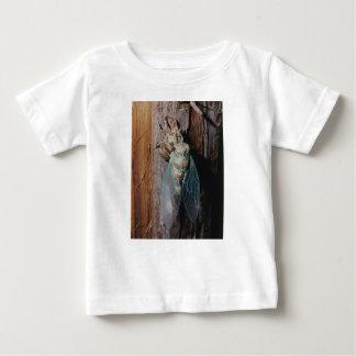 Cicada dries his wings baby T-Shirt