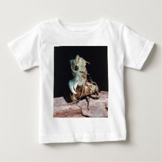 Cicada Emerging from Shell Baby T-Shirt