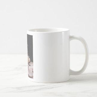 Cicada Emerging from Shell Coffee Mug