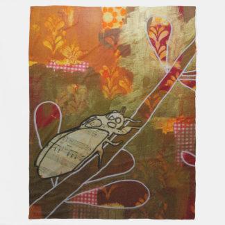 Cicada Music Blanket