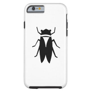 Cicada Pictogram iPhone 6 Case