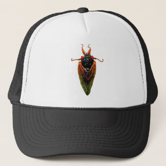 Cicada Trucker Hat
