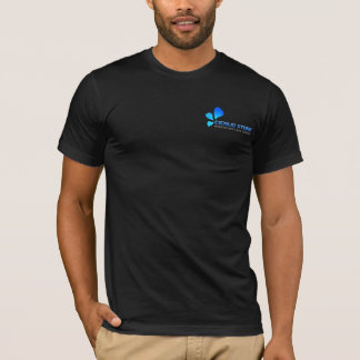 Cichlid Store - Logo & Web T-Shirt