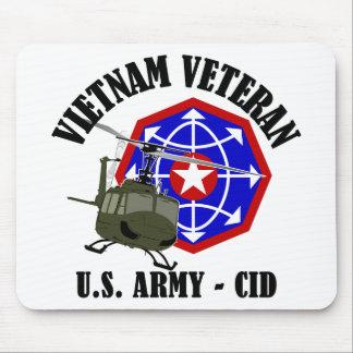 CID - Vietnam Huey Mouse Pad