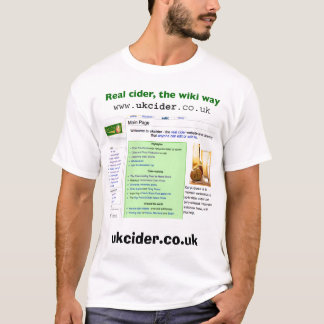 ciderwiki T-Shirt
