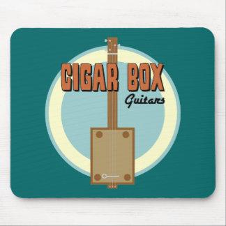 Cigar Box Guitar Mouse Pad