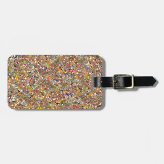 Cigar Ring Wrappers Luggage Tag
