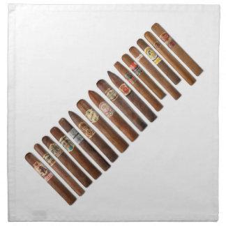 Cigar Rows // Napkin