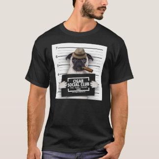 CIGAR SOCIAL CLUB (BLACK) T-Shirt