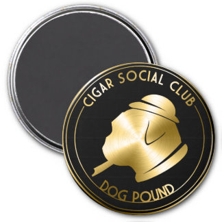 Cigar Social Club Magnet
