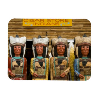 Cigar Store Indian statues Magnet