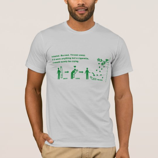 Cigarette Love T-Shirt