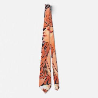 Cigarette Paper Ad 1896 Tie