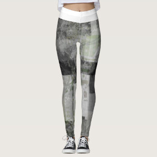 Cigarette Smoke Leggings