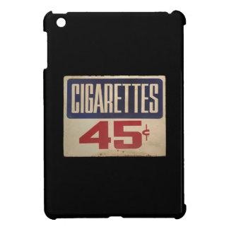 cigarettes 45¢ iPad mini cover