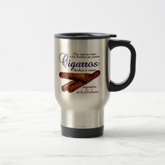 Cigarros - Cirars Travel Mug