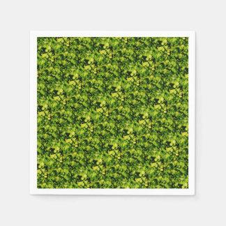 Cilantro / Coriander Leaves Paper Napkin