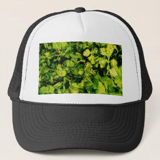 Cilantro / Coriander Leaves Trucker Hat