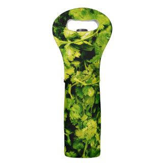 Cilantro / Coriander Leaves Wine Bag