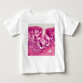 Ciliated epithelium under the microscope. baby T-Shirt