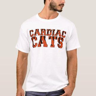 """Cincinnati   """"Cardiac Cats"""" T-Shirt"""