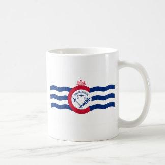 Cincinnati City Flag Coffee Mug