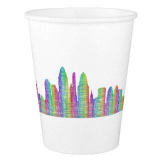 Cincinnati city skyline