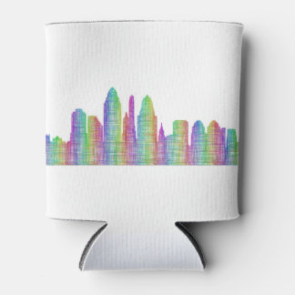Cincinnati city skyline