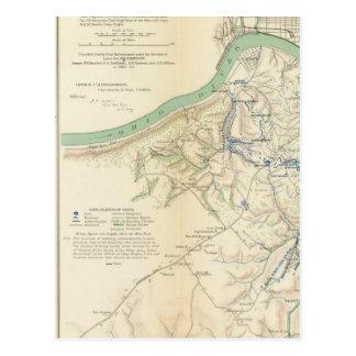 Cincinnati, Covington, Newport Postcard