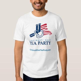 Cincinnati East Tea Party Tees