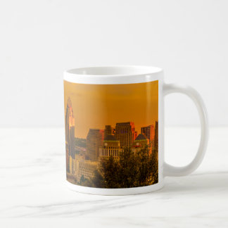 Cincinnati Golden Coffee Mug